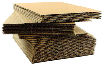 8.5 x 11 inch cardboard, in 100 packs, . Why I love cardboard: .20/sheet.