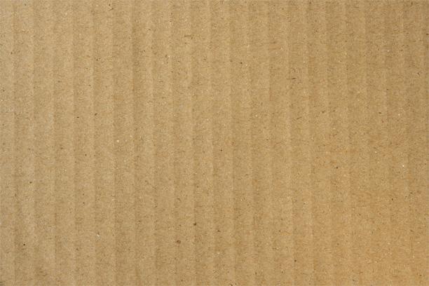 Flattening Cardboard