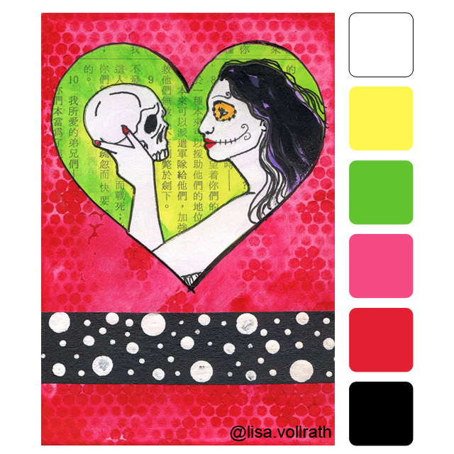 Color Pallet #6