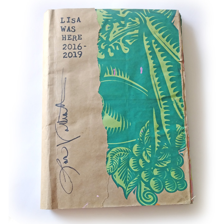 Paper Bag Journal 2016-2019