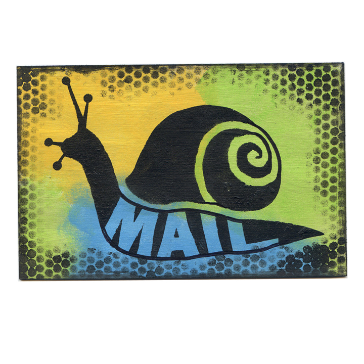 Snail Mail Postcards