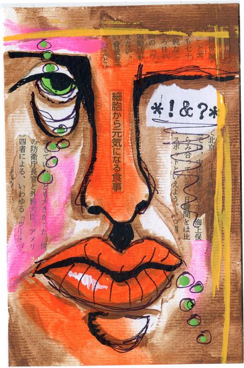 Deb Weiers Inspired Postcards